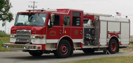 Joplin Fire - Engine 4