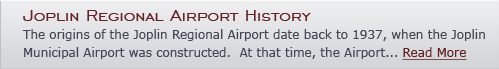 Airport History