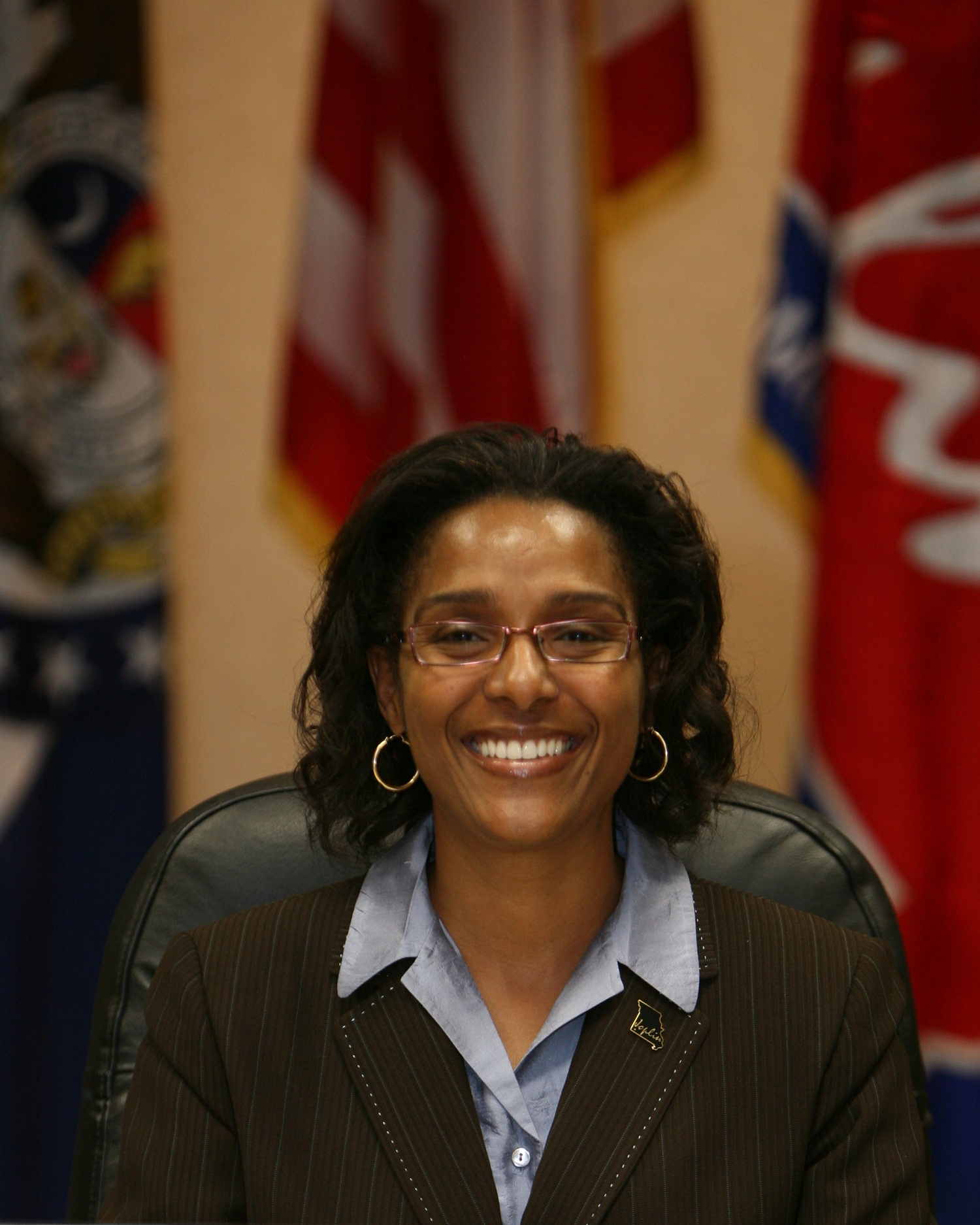 Mayor Melodee Colbert-Kean